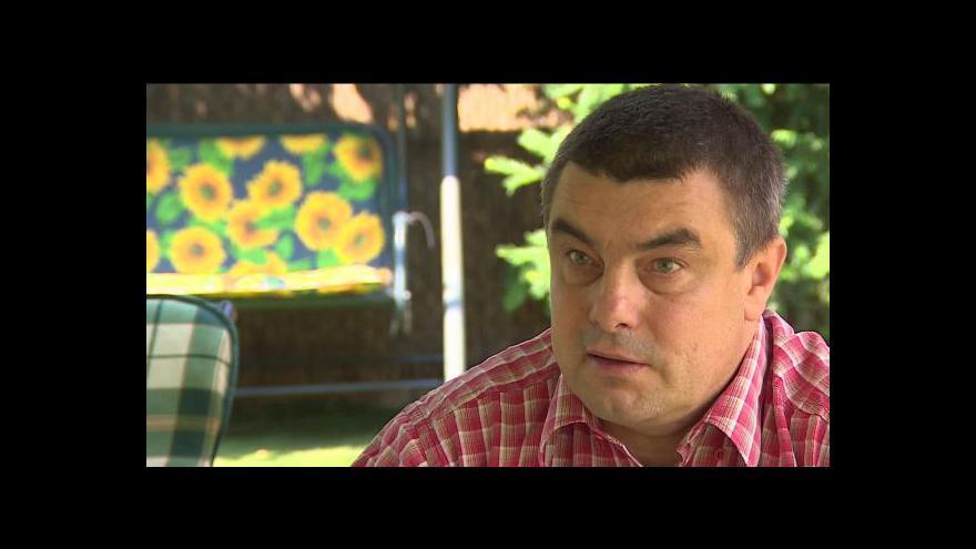 Video O domácí péči hovoří Matějův otec Vít Kocián