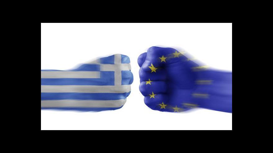 Video Profesor Mejstřík: Řekové hrají vabank