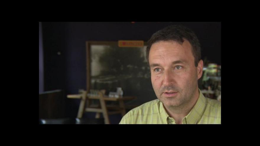 Video O železnici hovoří ředitel likérky Pavel Dvořáček