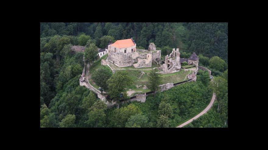 Video Legenda o pokladu na hradě Potštejn