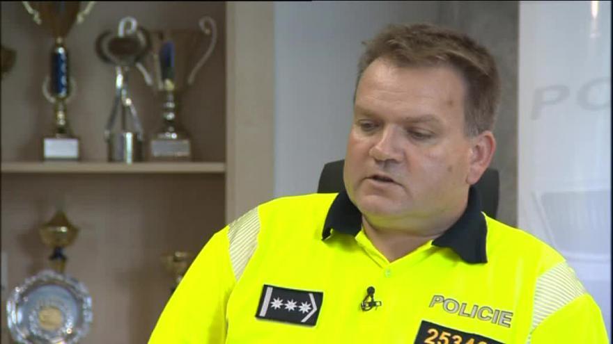 Video Ředitel jihomoravské policie hovoří o Delta týmu