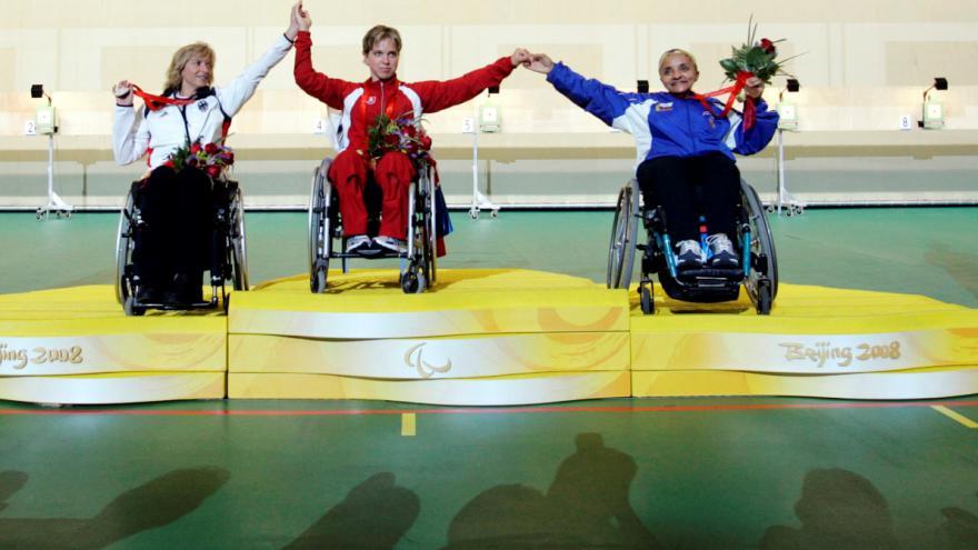 Video Nová role pro slovenské paralympioniky