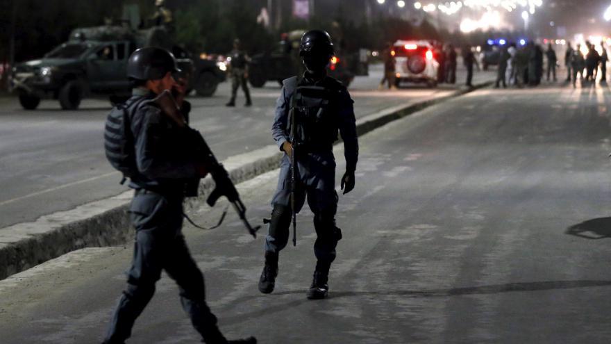Video Třem útokům v jediném dni musela čelit afghánská metropole