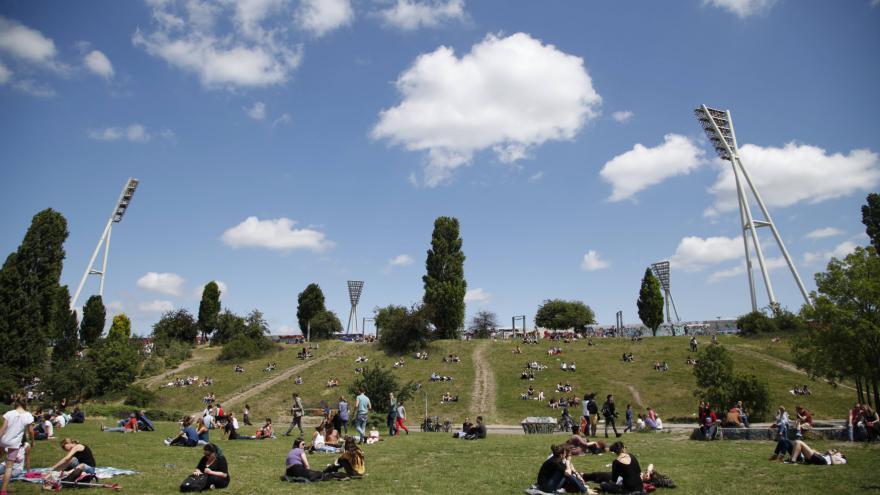 Video Jaký osud čeká berlínský Mauerpark?