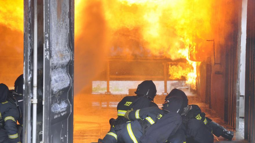 Video UVR plus (Ostrava) - Bezpečnostní novinka pro hasiče