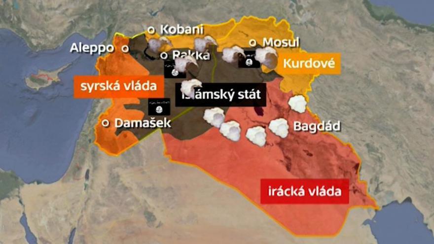 Video Od prvních náletů mezinárodní koalice proti IS uplynul rok
