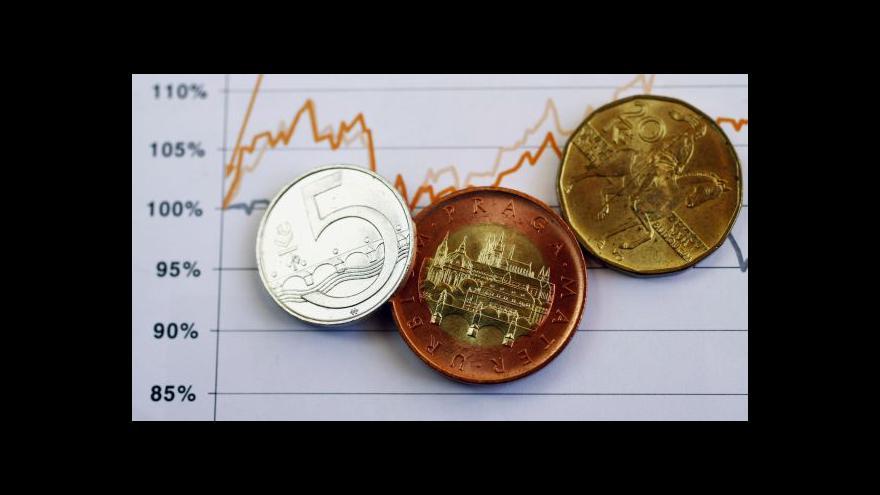 Video Česká ekonomika je na tom nejlíp za poslední roky