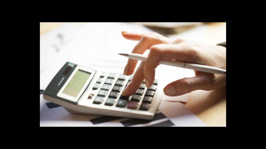 Video Zadluženost domácností se v květnu zvýšila o sedm miliard