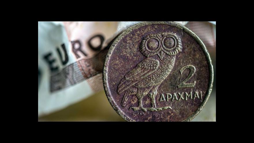 Video UDÁLOSTI: Řecká krize vrcholí