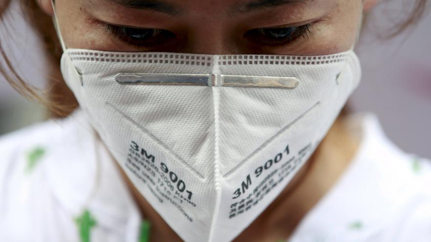 Video Atmosféra ve městě Tchien-ťin: nejistota a strach