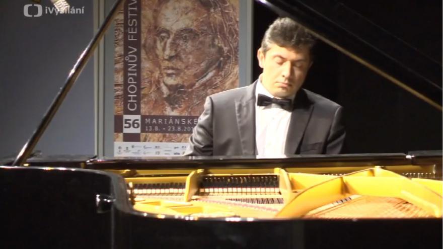 Video 56. ročník Chopinova festivalu 2015 - Improvizační klavírní večer