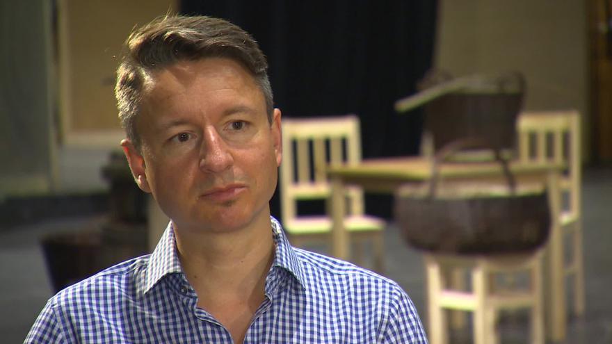 Video O opravách hovoří ředitel divadla Martin Glaser