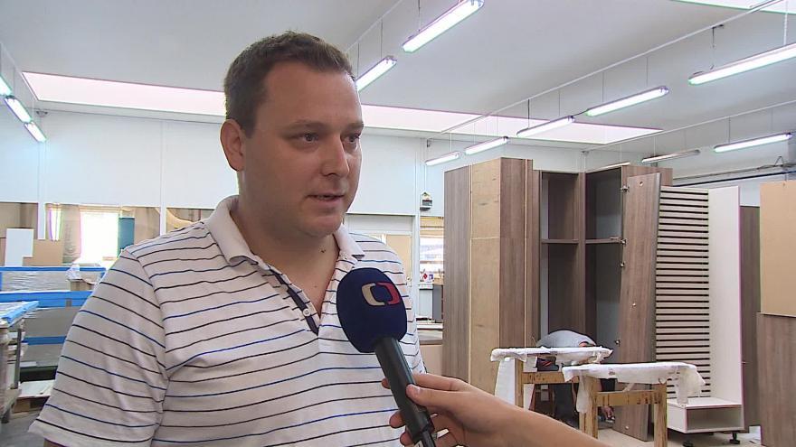 Video O komplikacích s dopravou hovoří obchodní ředitel Michal Navrátil