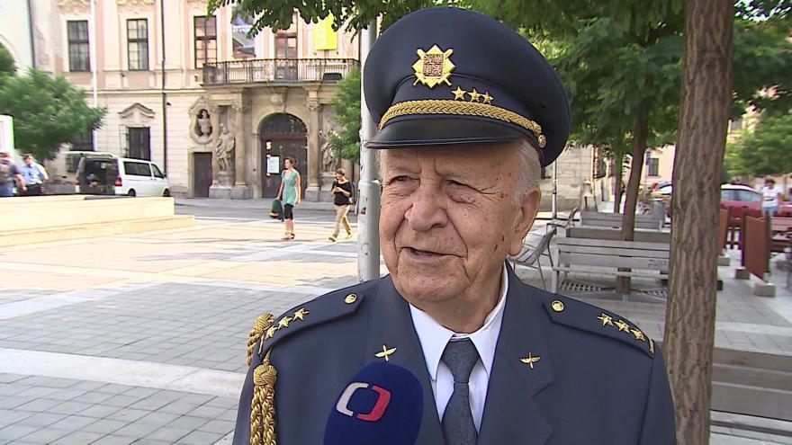 Video Na 21. srpen 1968 vzpomíná tehdejší voják Otakar Pospíšil