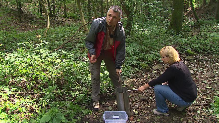 Video Hydrobiolog Petr Pařil o dopadech sucha