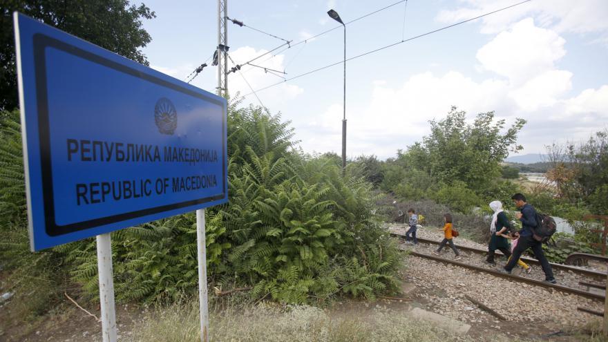 Video Ministerstvo varuje před cestami do Makedonie