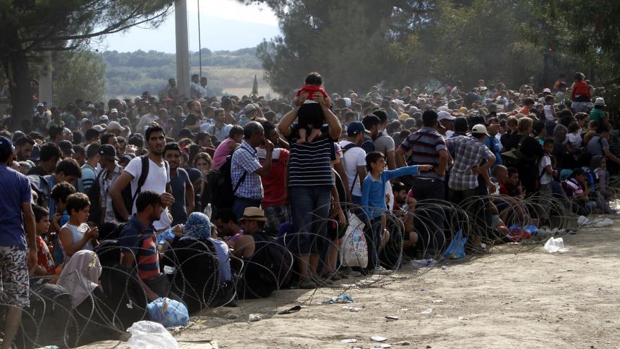 Video Zpravodaj ČT: Na hranicích je teď relativně klid