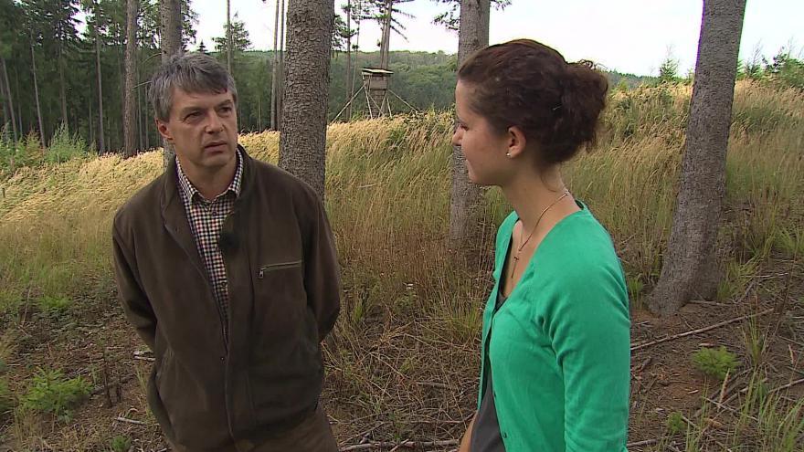 Video Jiří Neshyba o kalamitě z roku 2010
