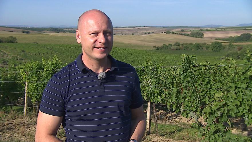 Video Vinař Michal Bureš o opatřeních proti špačkům
