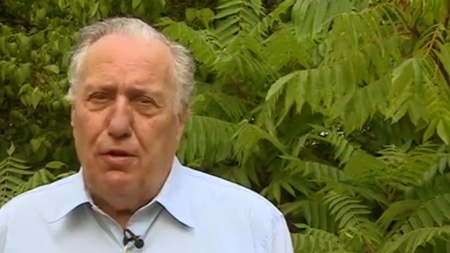 """Video Forsyth pro BBC: Bylo těžké říct """"ne"""""""