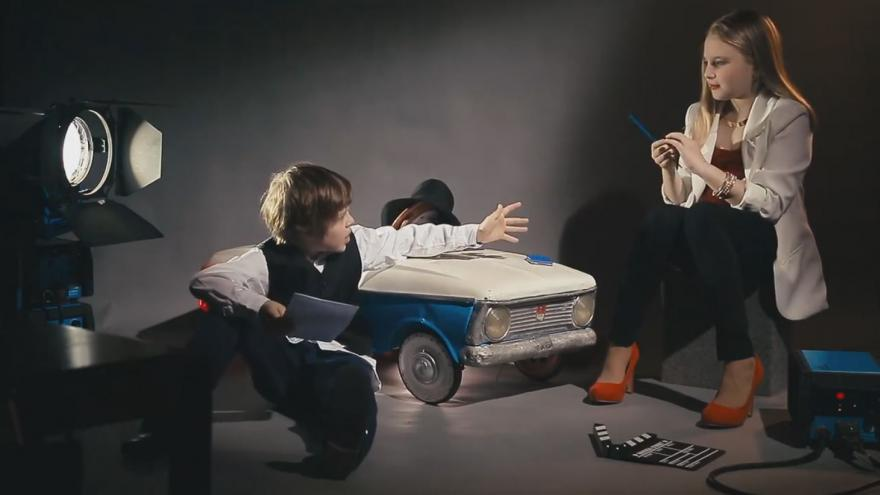 Video BESIP: Takhle nás děti vidí a dělají, co my...