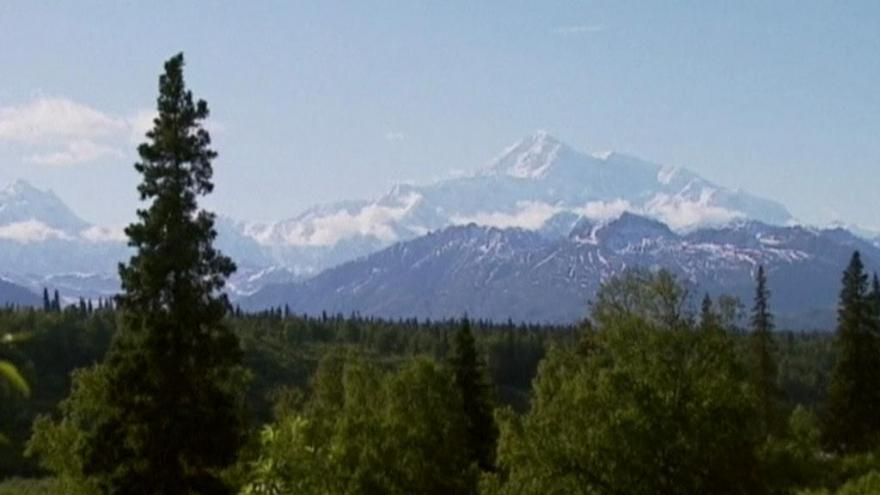 Video Události: Aljašský vrchol Mount McKinley se vrací k domorodému názvu
