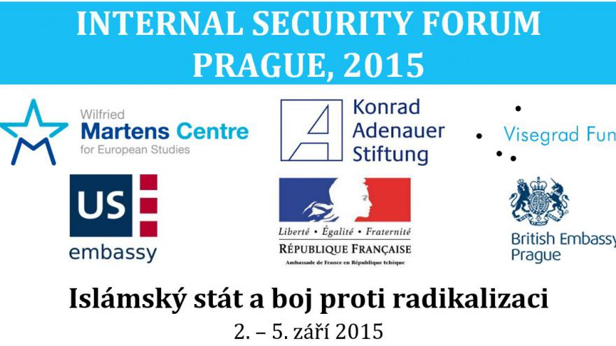 Video Internal Security Forum Prague 2015