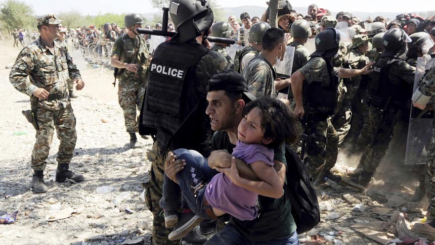 """Video Svědectví uprchlíků z """"cesty smrti"""""""