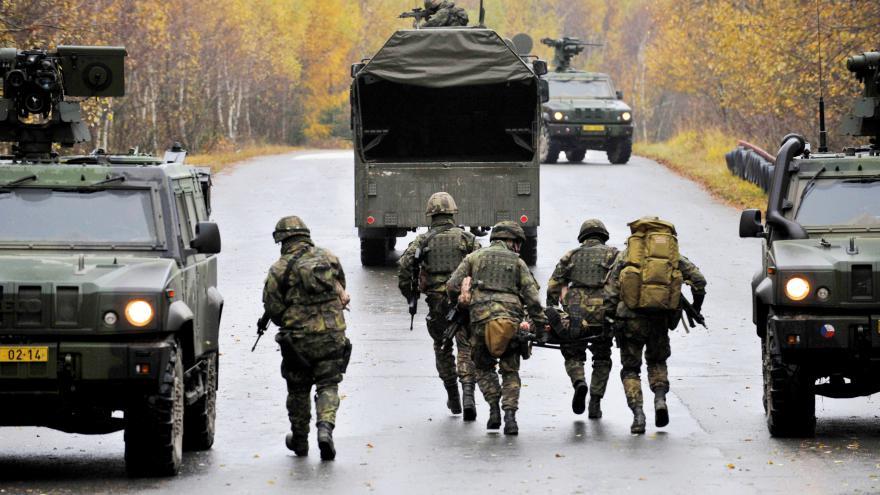 Video Policie a armáda se připravují na společné cvičení