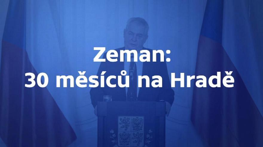 Video Mimořádné pořady ČT24