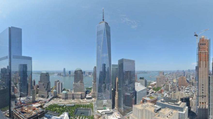 Video Proměna Ground Zero v jedné minutě