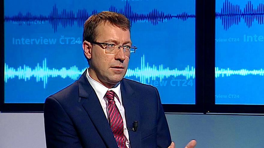 Video Reportér ČT Hynek: Při výběru šéfa GIBS se může sáhnout do záloh