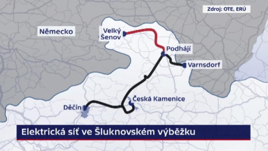 Video Šluknovsko táhne pouze jedno vedení