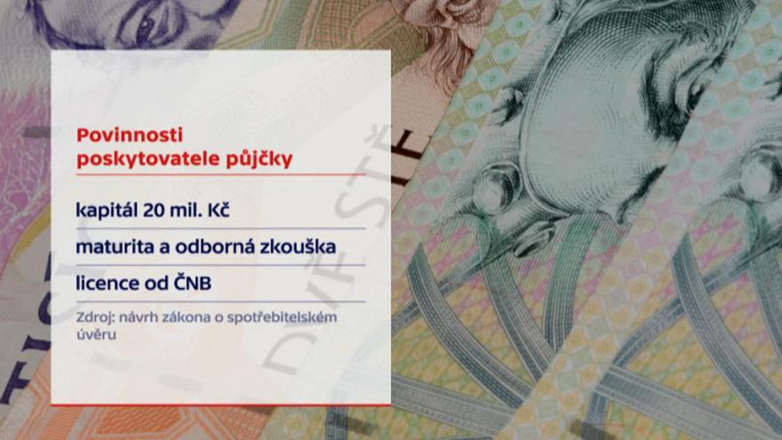 Video Nebankovní společnosti nově pod dohledem ČNB