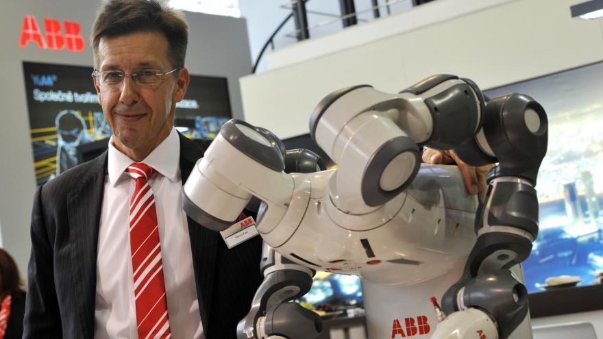Video Na veletrh do Brna přijeli i roboti