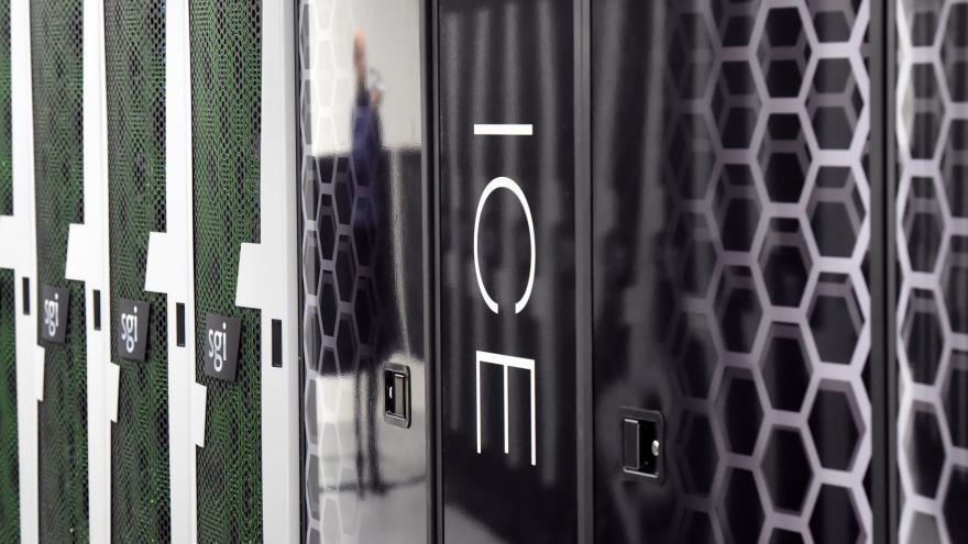 Video Superpočítač Salomon