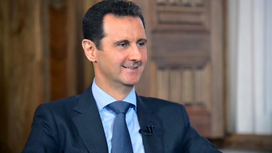 Video Řešení syrské krize brzdí otázka Asadova osudu
