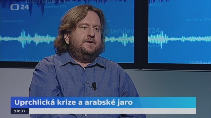 Video Interview ČT24 s Pavlem Novotným