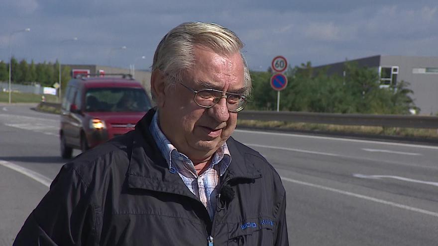Video O dopravě hovoří obyvatel Slatiny František Hromek