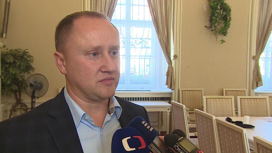 Video Richard Mrázek (ANO) o dostavbě kanalizace v Brně