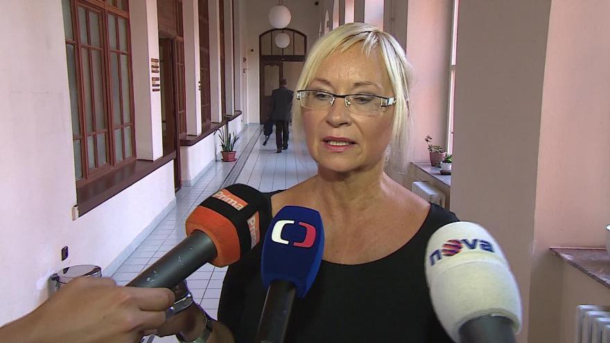 Video O případu hovoří žalobkyně Zuzana Zámoravcová