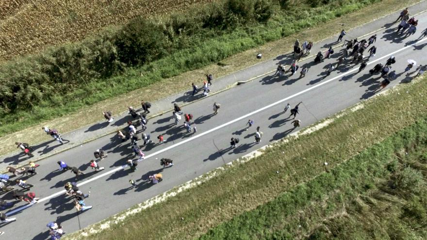 Video Zástupce velvyslance ČR v Záhřebu k uprchlické krizi