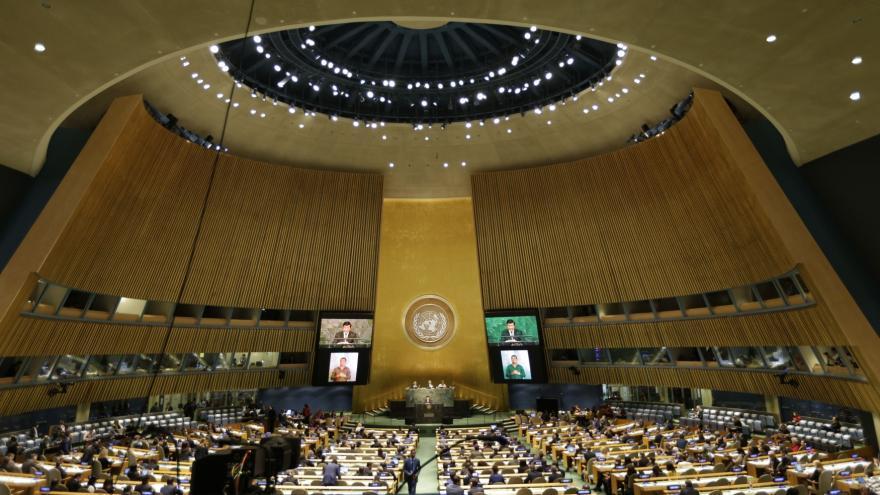 Video Studio ČT24: Miřejovský ohledně summitu OSN