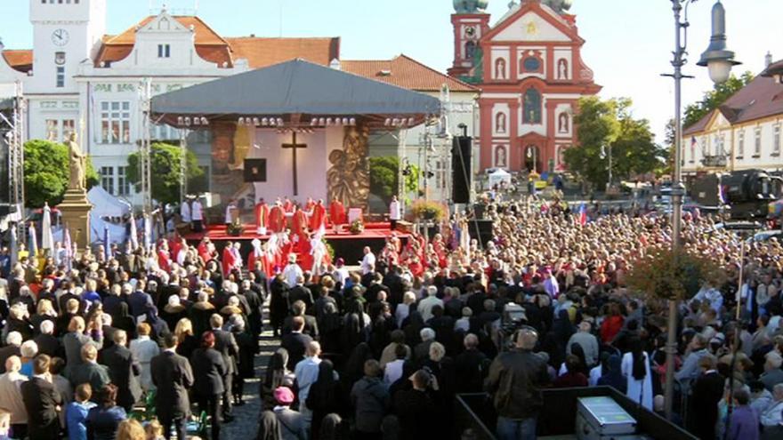 Video Národní svatováclavská pouť 2015