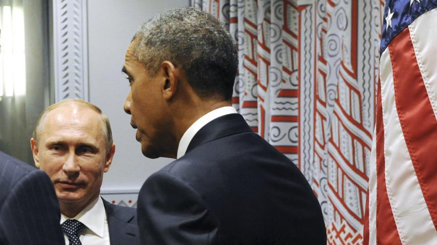 Video Události, komentáře k rusko-americkým vztahům