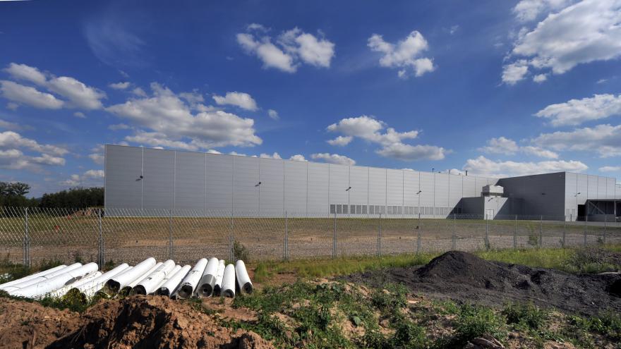 Video Události v regionech (Ostrava) - Hyundai Mobis začíná se stavebními úravami v Mošnově