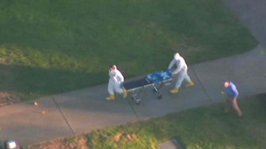 Video Jedenáctiletý hoch v USA zastřelil mladší děvče