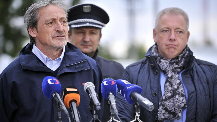 Video Chovanec: Podmínky neporušujeme, do Bělé jsme pozvali evropské velvyslance