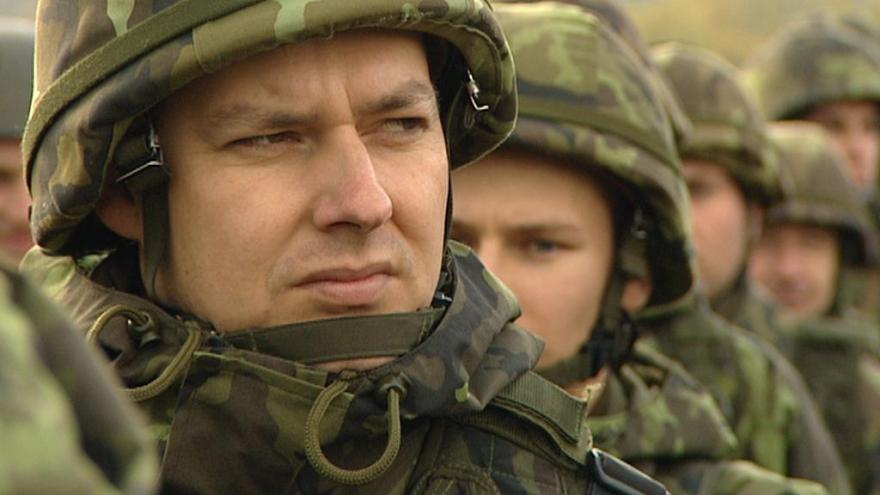Video Armáda letos podle prezidenta Zemana stojí před novými úkoly