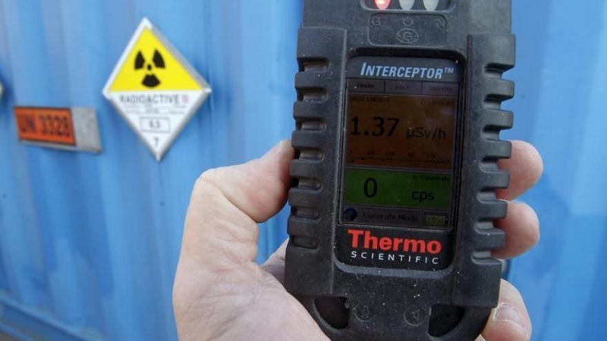 Video Brífink k měření radiace